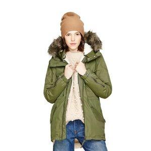 Aritzia Roswell 3-in-1 Sherpa Parka Coat Jacket